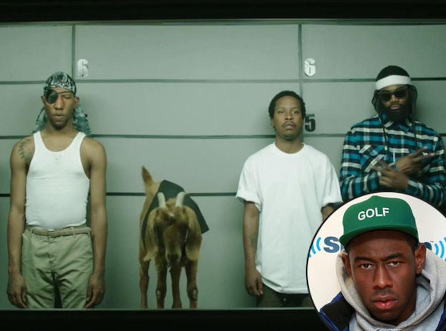 Mountain Dew Goat Commercial, Tyler the Creator