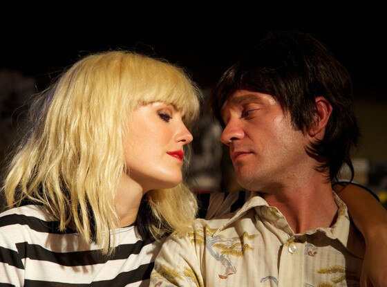 Malin Akerman, Blondie, CBGB
