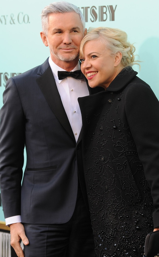 Baz Luhrmann, Catherine Martin, The Great Gatsby Premiere