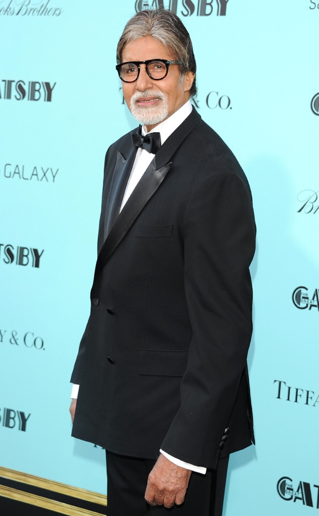 Amitabh Bachchan, The Great Gatsby Premiere