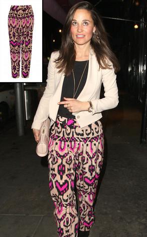 Pippa Middleton, Temperly London Pants