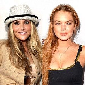 Brooke Mueller, Lindsay Lohan
