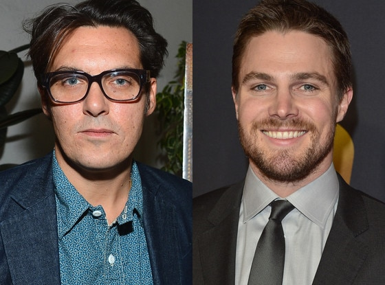 Joe Wright, Stephen Amell