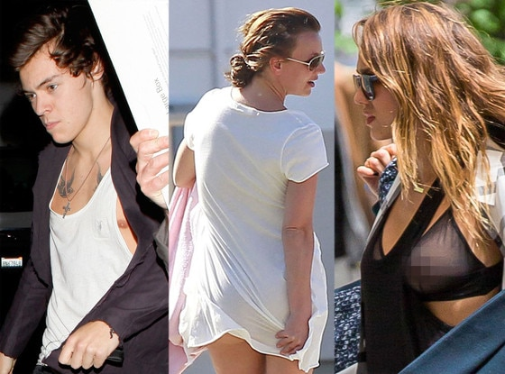 Harry Styles, Britney Spears, Jessica Alba