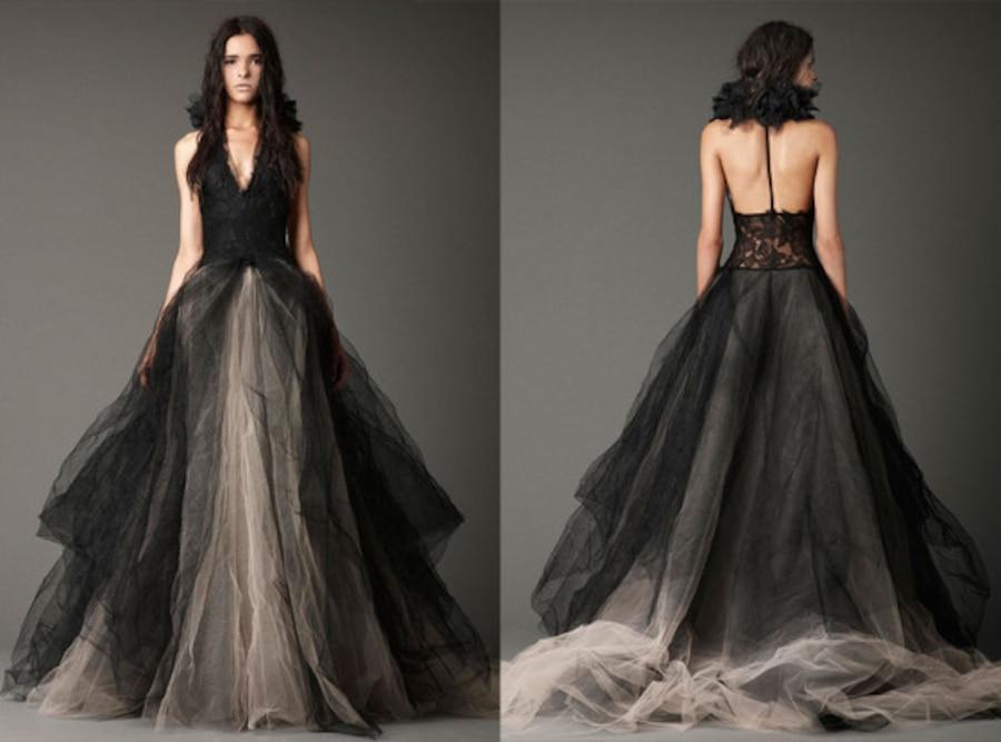 Shanae Grimes, Vera Wang Wedding Dress