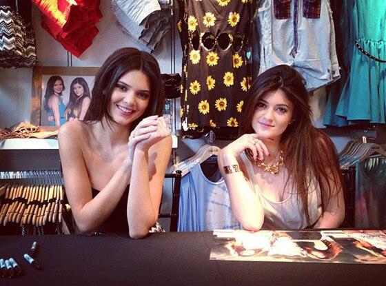 Kylie Jenner, Kendall Jenner