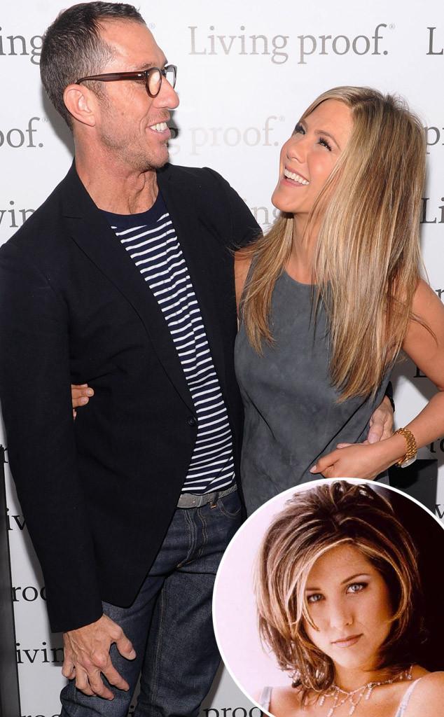 Jennifer Aniston, Chris McMillan, Rachel