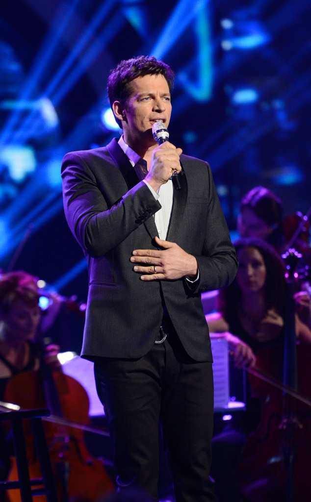 Harry Connick, Jr. , American Idol