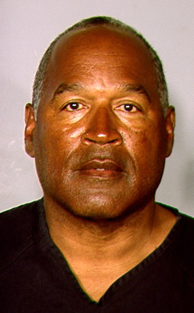 OJ Simpson, Booking Photo, Mug Shot