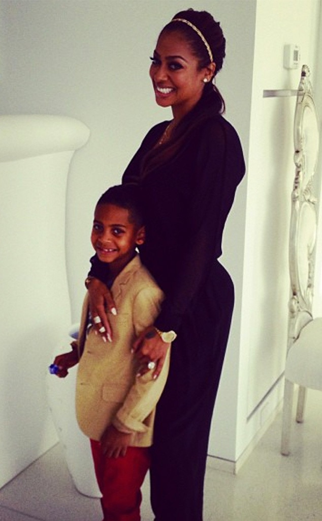 Lala Anthony, Mother's Day