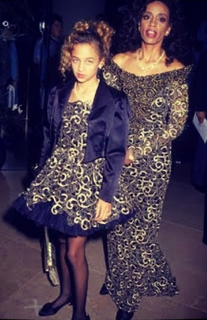 Nicole Richie, Mother's Day