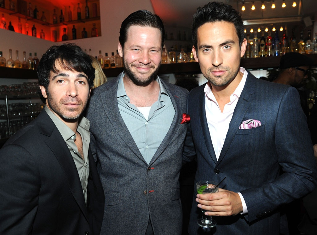 FOX Upfronts, Chris Messina, Ike Barinholtz, Ed Weeks