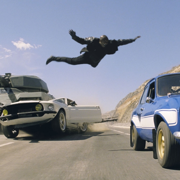 Tyrese Gibson From Flick Pics: Fast & Furious 6