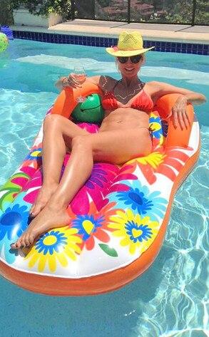 Heidi Klum, Twit Pic