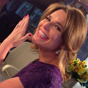 <i>Today</i> Show's Savannah Guthrie Engaged