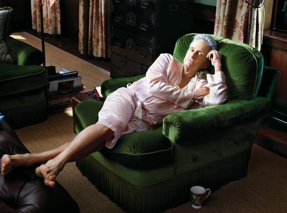 Michael Douglas, New York Magazine