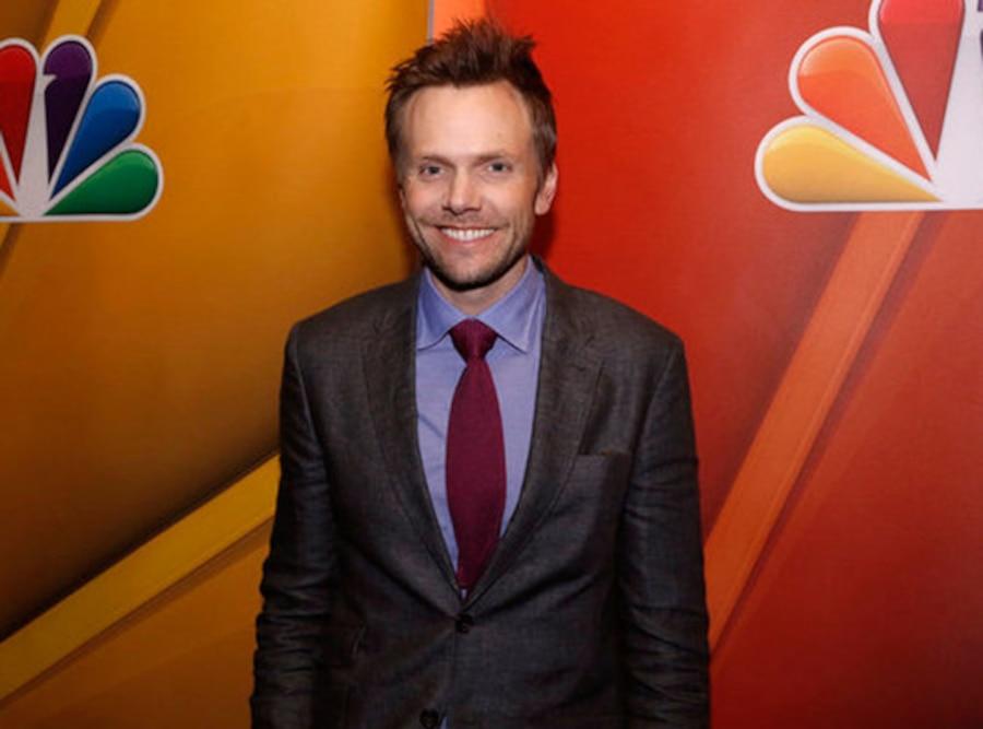 Joel McHale, NBC Upfronts