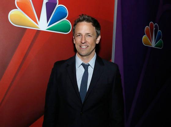 Seth Meyers, NBC Upfronts