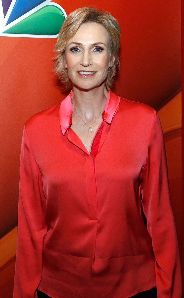 Jane Lynch, Upfronts