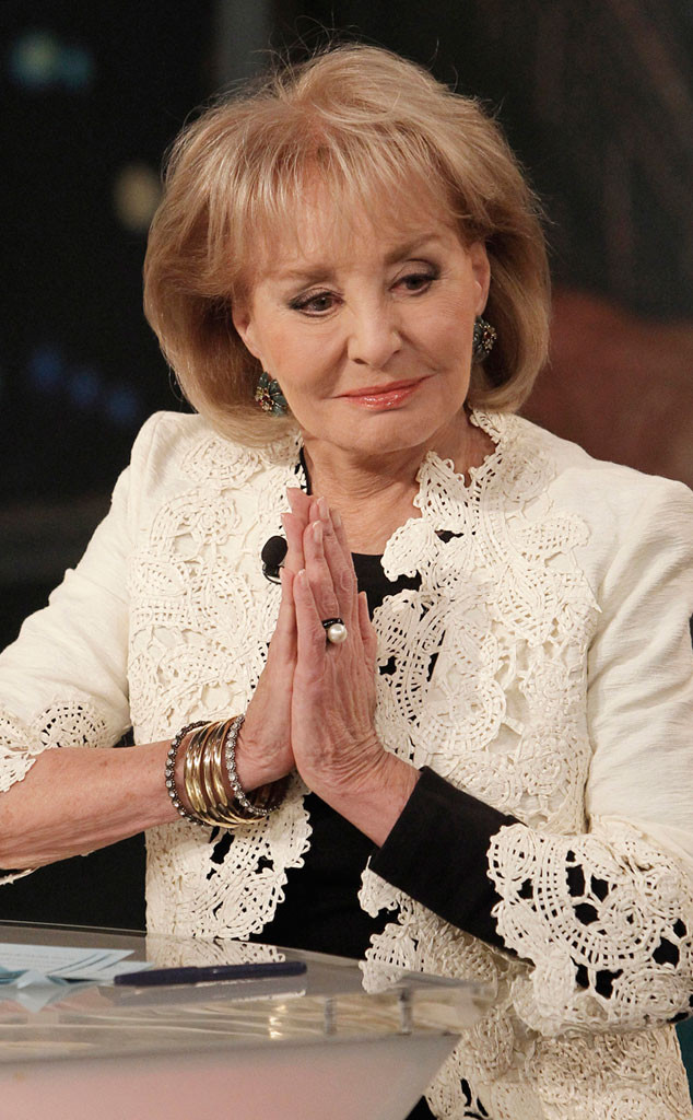 Barbara Walters, The View