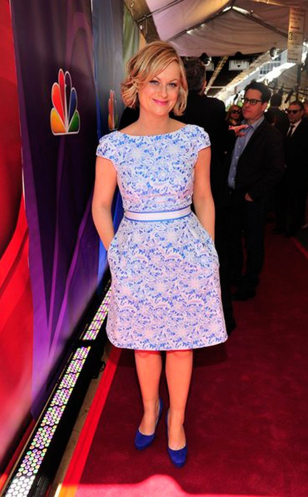 Amy Poehler, NBC Upfronts