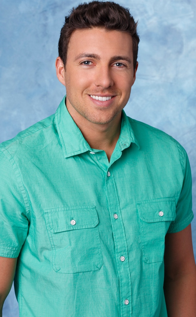 The Bachelorette, Zach