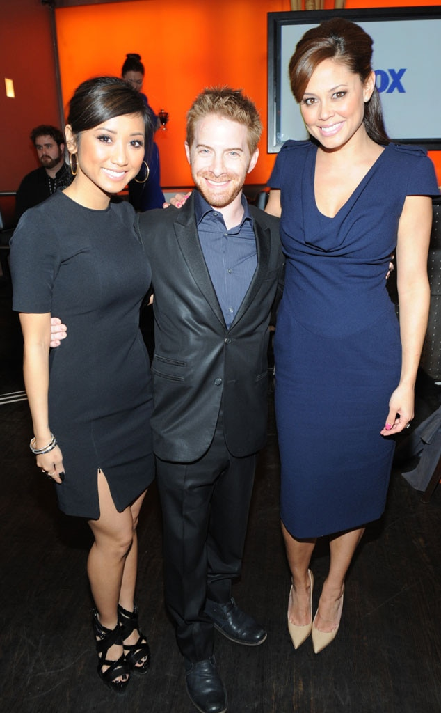 FOX Upfronts, Brenda Song, Seth Green, Vanessa Lachey