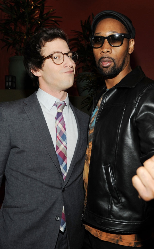 FOX Upfronts, Andy Samberg, Rza