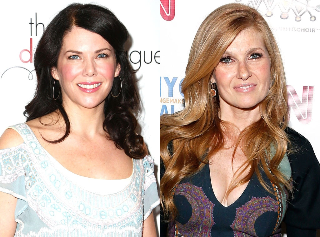 Connie Britton, Lauren Graham