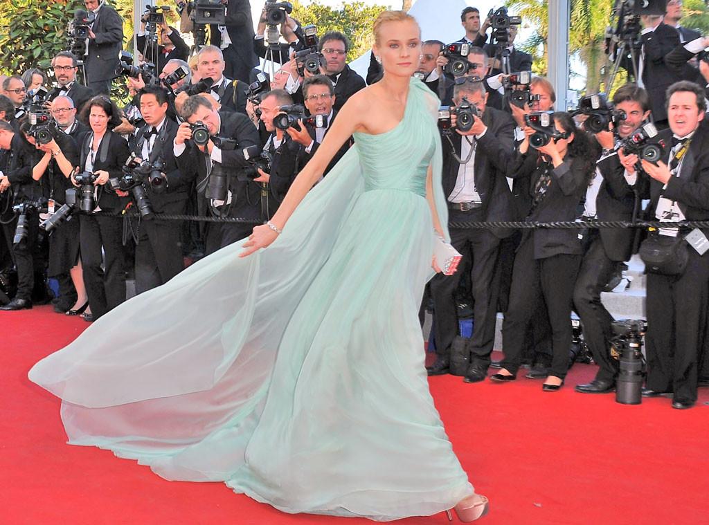 Diane Kruger, Cannes Film Festival