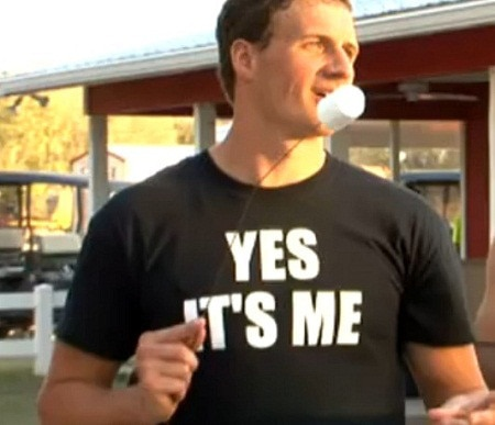 Ryan Lochte Shirts