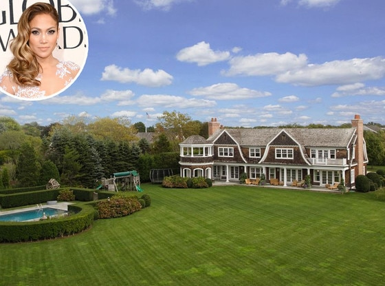 Jennifer Lopez, Water Mill House