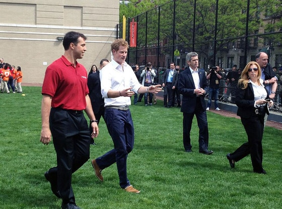 Prince Harry Twitter Pics