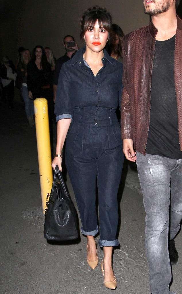 Kourtney Kardashian, Jumpsuit