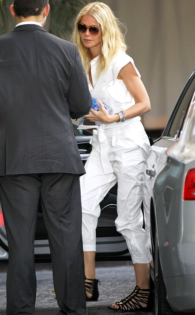 Gwyneth Paltrow, Jumpsuit