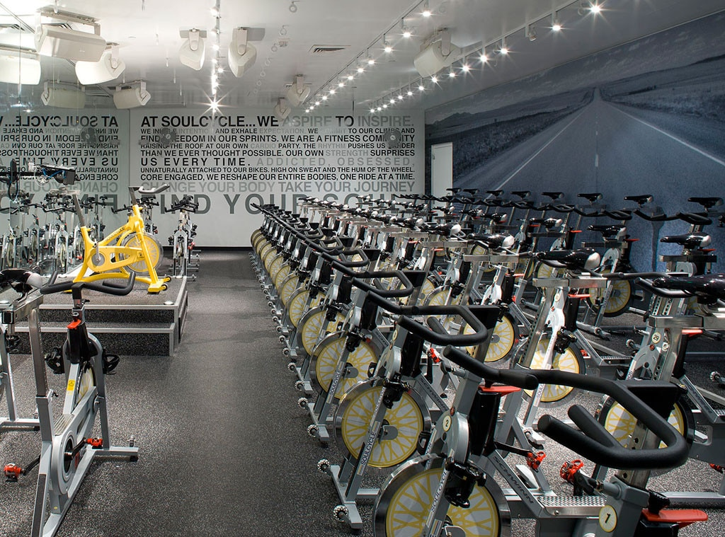 Soulcycle From 6 Celeb Workouts You Need To Know About E