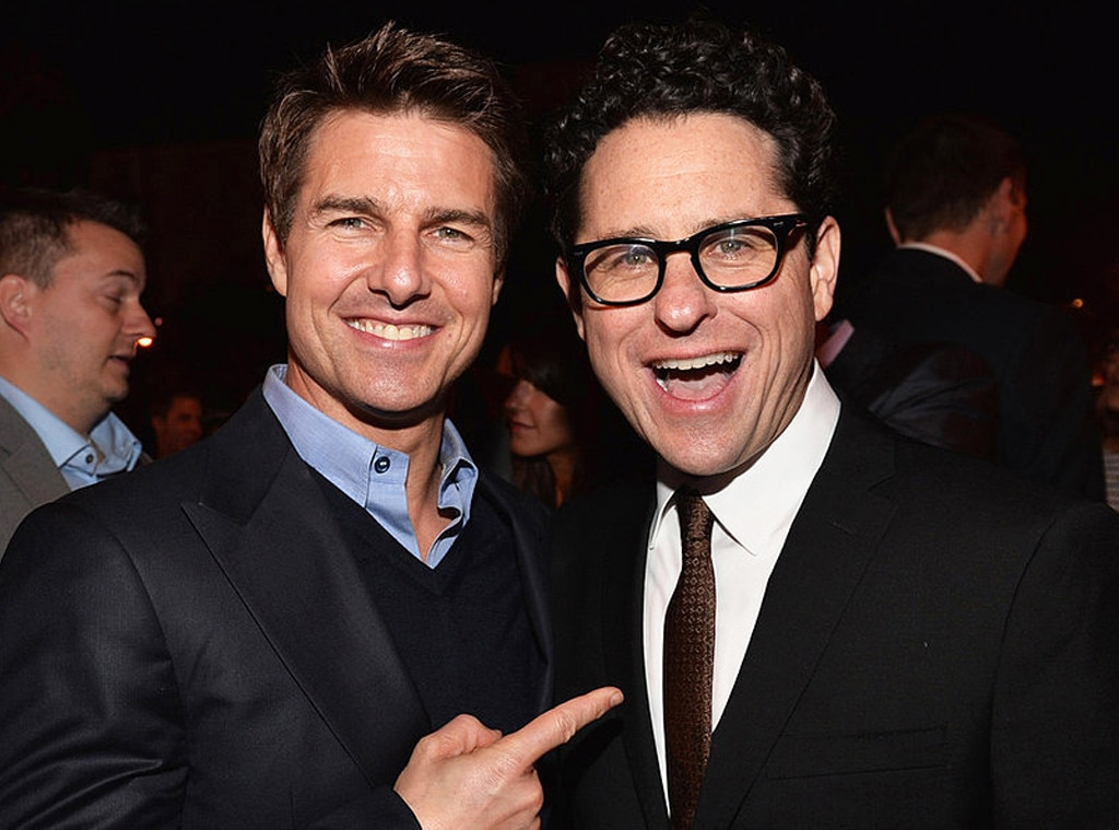 Tom Cruise, JJ Abrams