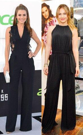 Maria Menounos, Jennifer Lopez