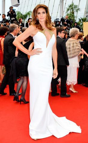 Cindy Crawford, Cannes Film Festival