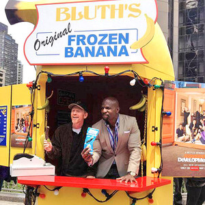 <i>Arrested Development</i>: Bluth Banana Stand Pops Up in NYC as Tobias F&uuml;nke's Sizzle Reel Goes Viral