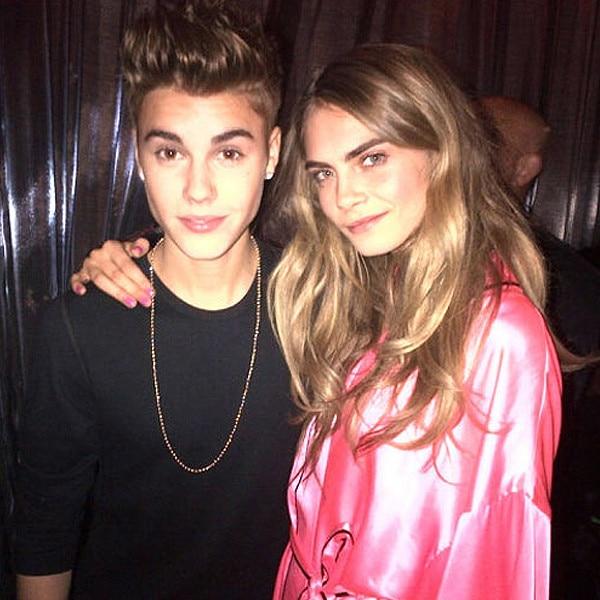 Image result for Justin Bieber with Cara Delevingne