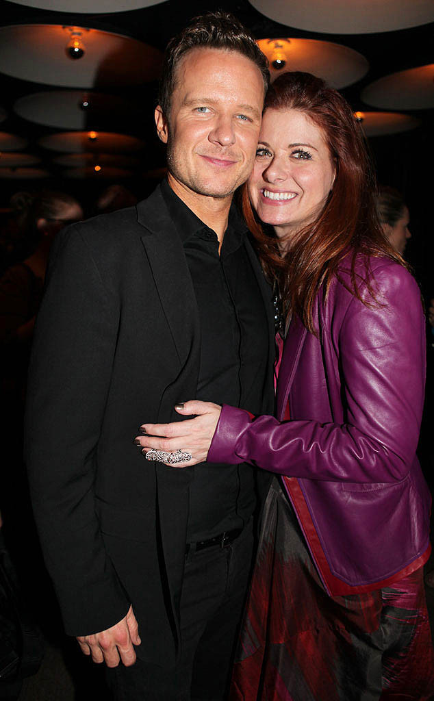 Debra Messing, SMASH, Will Chase