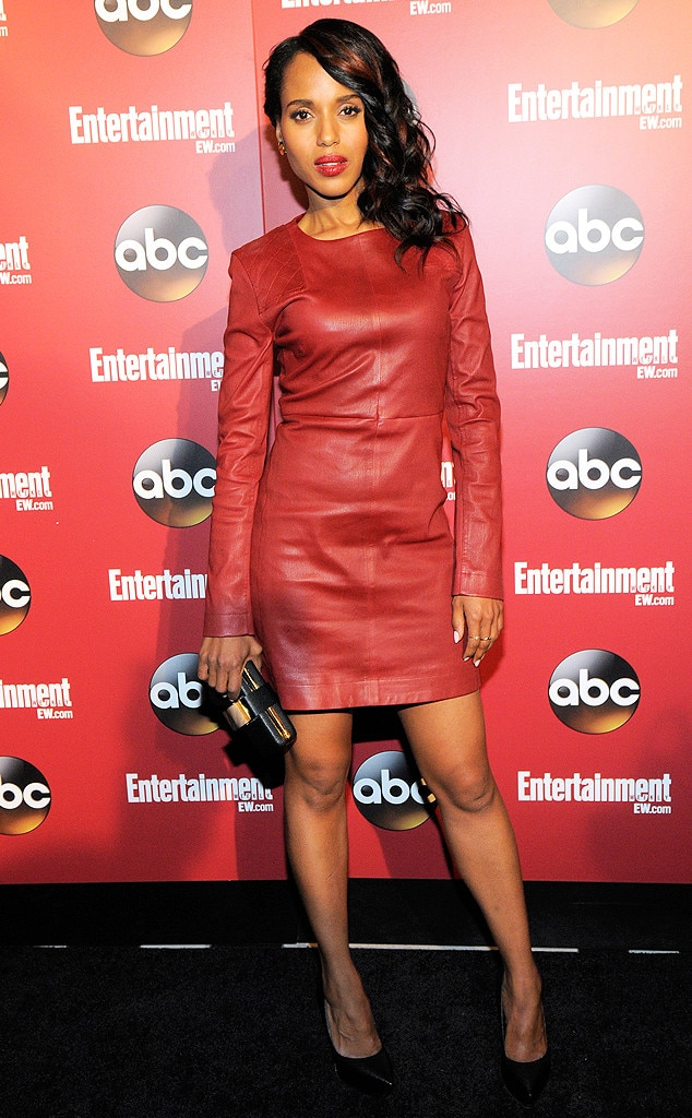 Kerry Washington, ABC Upfronts