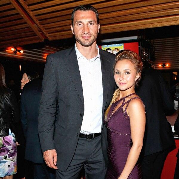 Hayden Panettiere & Wladimir Klitschko From Stars And