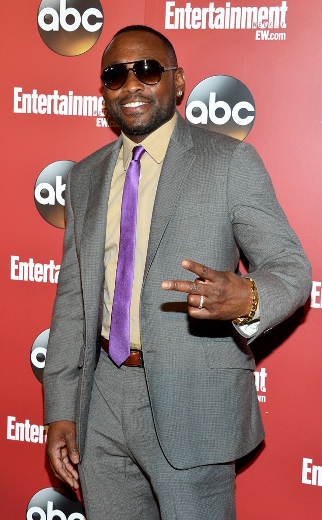 Omar Epps, ABC Upfronts
