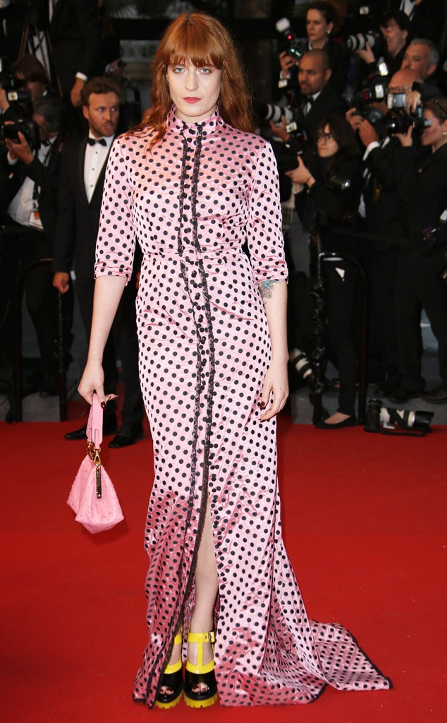 Florence Welch, Cannes