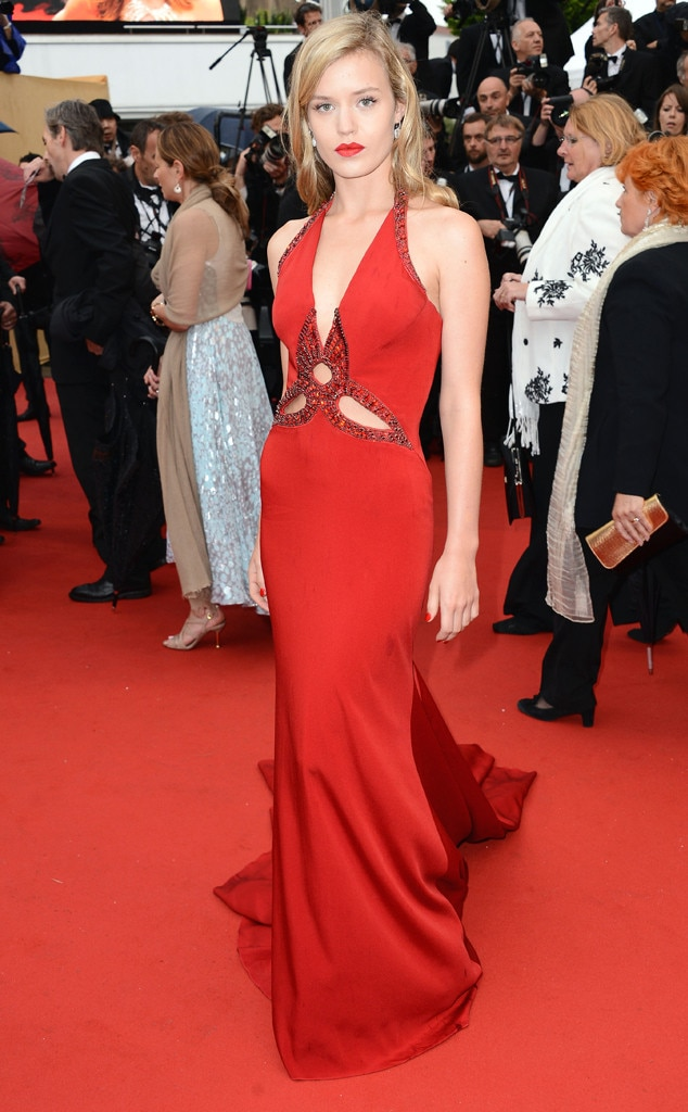 Georgia May Jagger, Cannes Film Festival