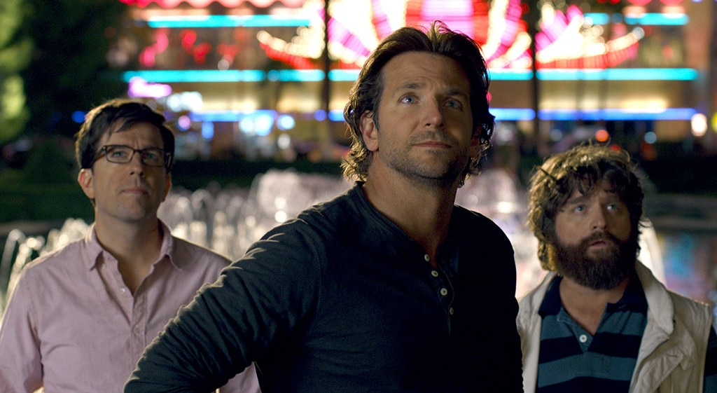 The Hangover: Part III, Zach Galifianakis, Bradley Cooper, Ed Helms