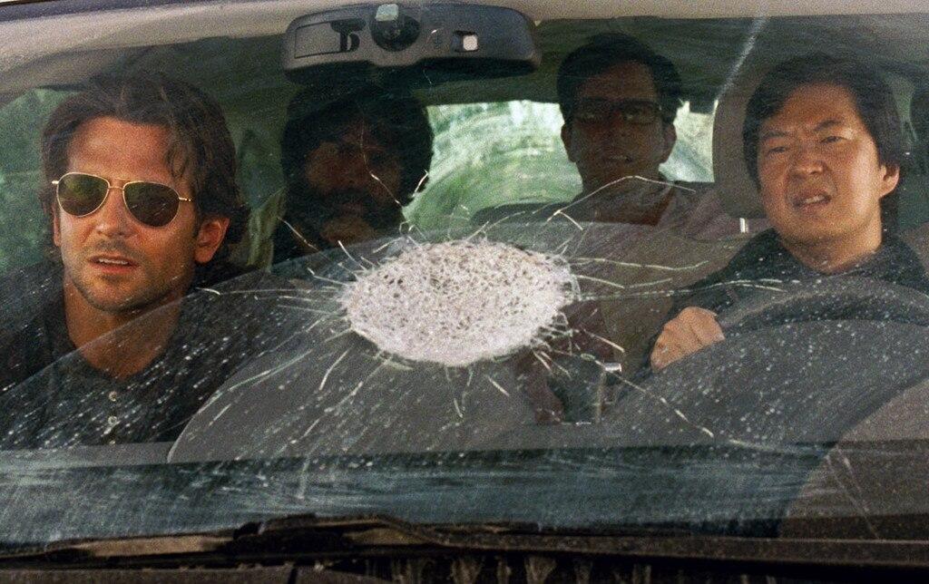The Hangover: Part III, Zach Galifianakis, Bradley Cooper, Ed Helms, Ken Jeong