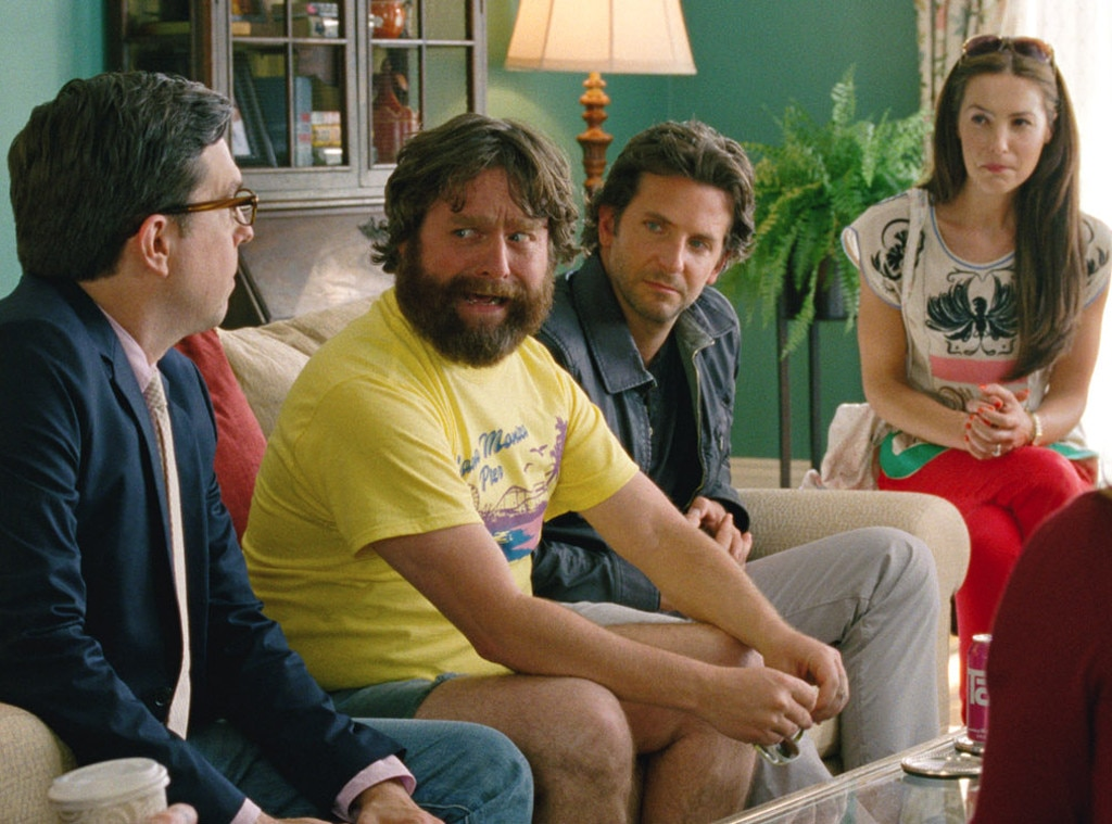 The Hangover: Part III, Zach Galifianakis, Ed Helms, Bradley Cooper